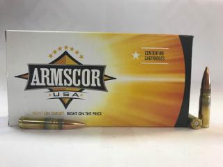 Buy This   300 AAC Blackout 147gr Armscor Precision FMJ Ammo | 20 Round Box For Sale