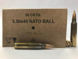 Buy This 5.56 62gr Penetrator FMJ M855/SS109 Lithuanian GGG Ammo | 1000 Rounds in an Ammo Can for sale