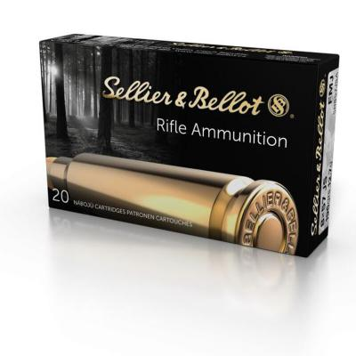 8mm Mauser [7.92x57mm] 196gr SPCE Sellier & Bellot | 20 Round Box